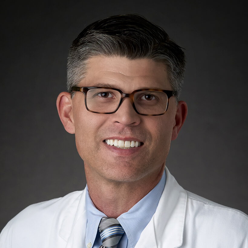 Jason Beland - Chair, CTCA Department of Radiology