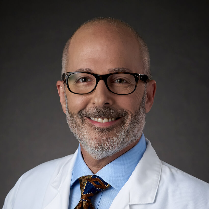 Gary Bernstein - Chief of Surgery