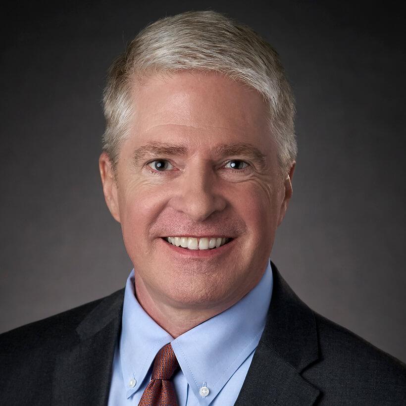 Chip Gordon - Director of Pastoral Care