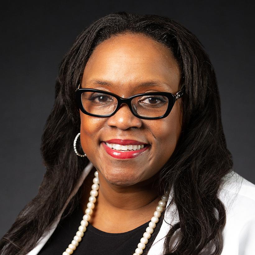 Anita Johnson -乳房外科肿瘤学家