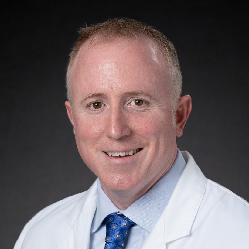 Jeffrey Metts - Chief of Medicine