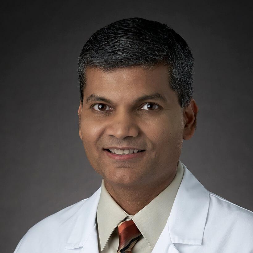 阿南德·沙阿-医院医生
