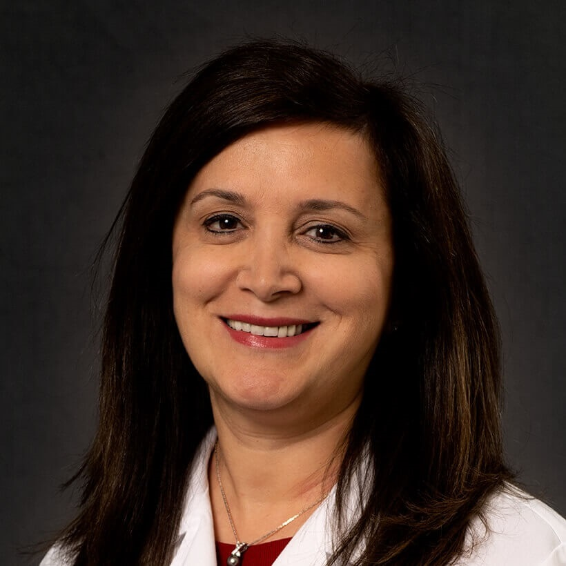 Elham Abboud - Assistant Medical Director of Pathology and Laboratory Medicine