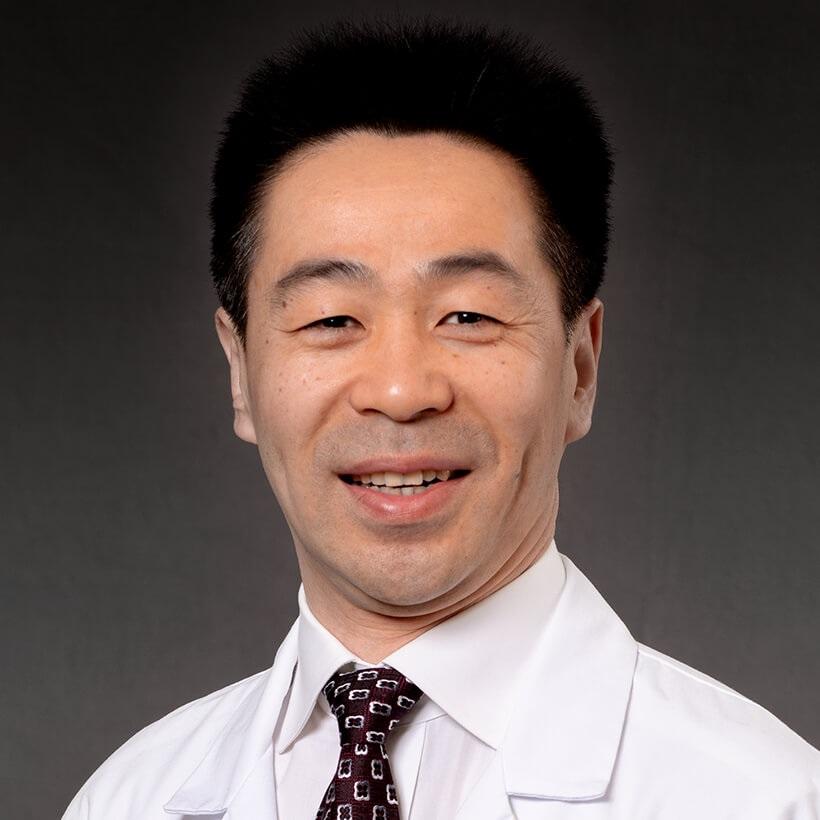 Hongyu Fang - Anesthesiologist
