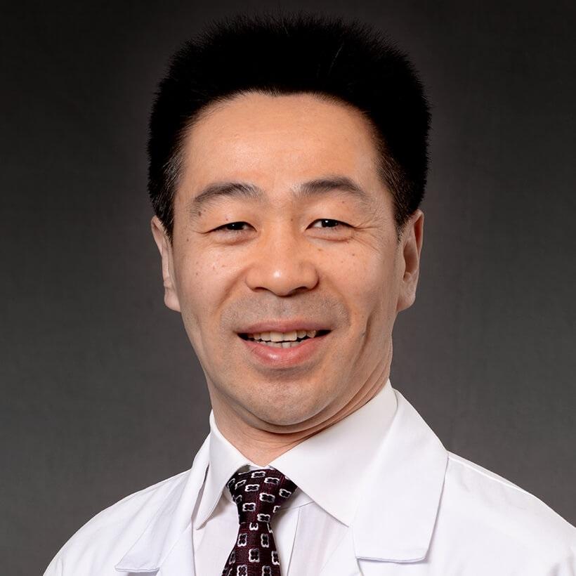 Hongyu Fang - Anesthesiologist