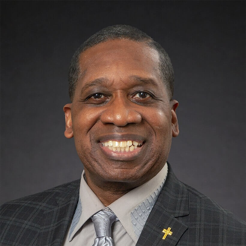 Lawrence Foster - Staff Chaplain