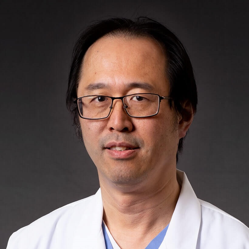 Yiping Fu - Interventional Pulmonologist