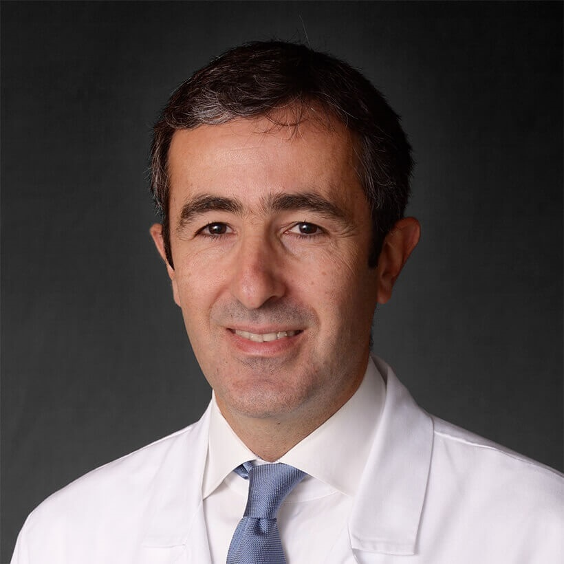 Hatem Halabi - Assistant Director of the GI Cancer Institute
