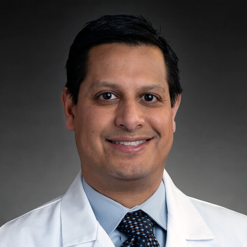 Neil Mehta - Radiation Oncologist, Outpatient Care Center, Downtown Chicago