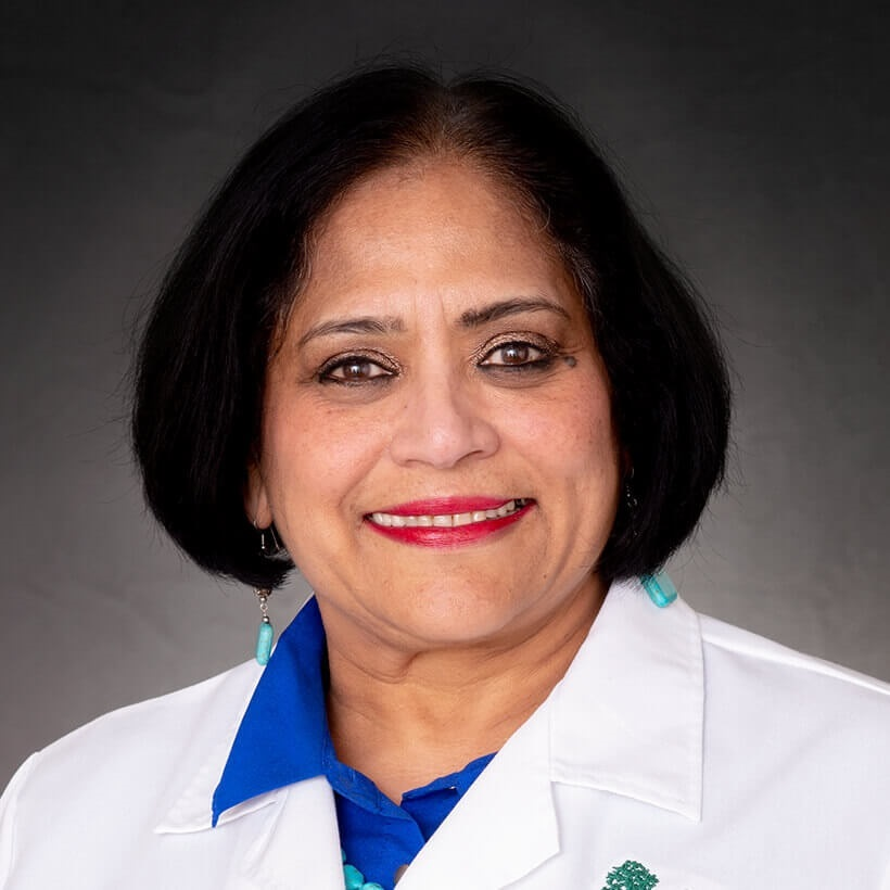 Glynis Vashi - Chief of Medicine; Lead Physician, New Patient Clinic; Medical Director, Nurse Navigation & Internal Medicine Physician