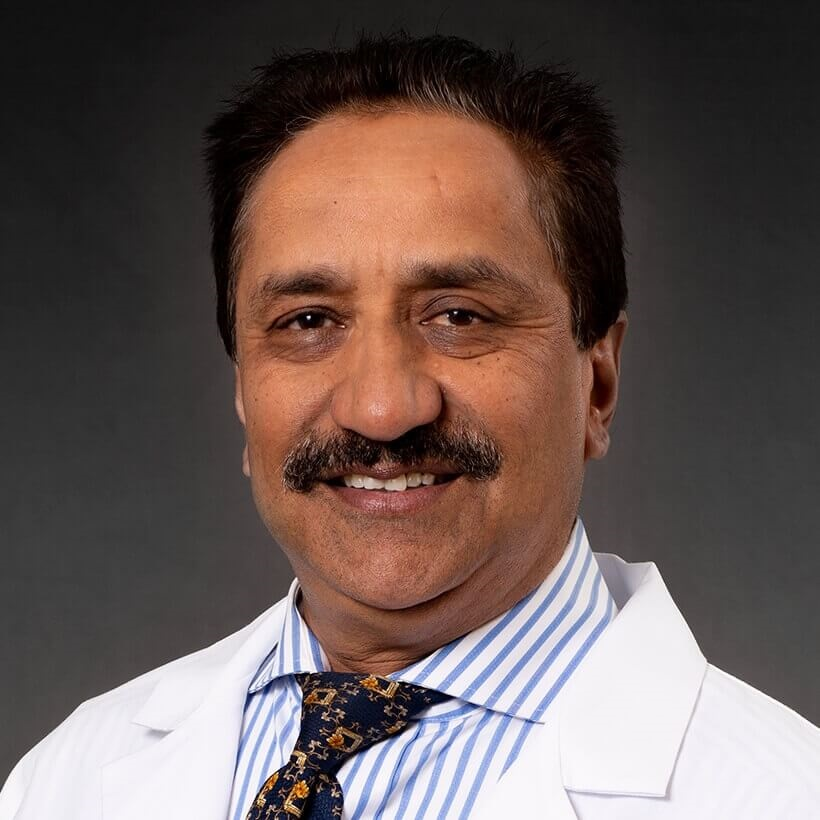 Pankaj Vashi - Chair, CTCA Department of Medicine