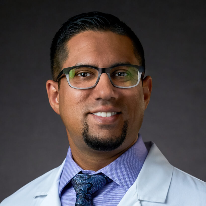 Vivek Iyer - Medical Director of Pain Management; Interventional Pain Management Specialist