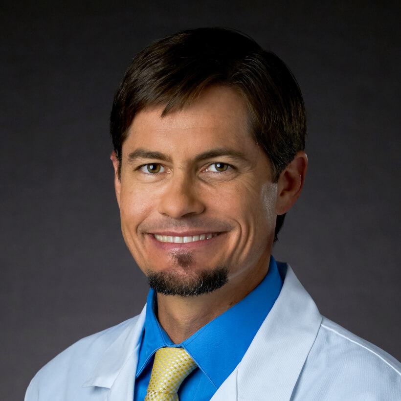 Diego Muilenburg - Surgical Oncologist