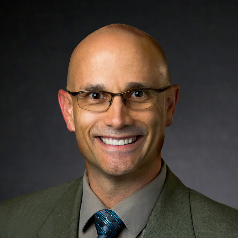 Jeffrey Paparone - Chaplain