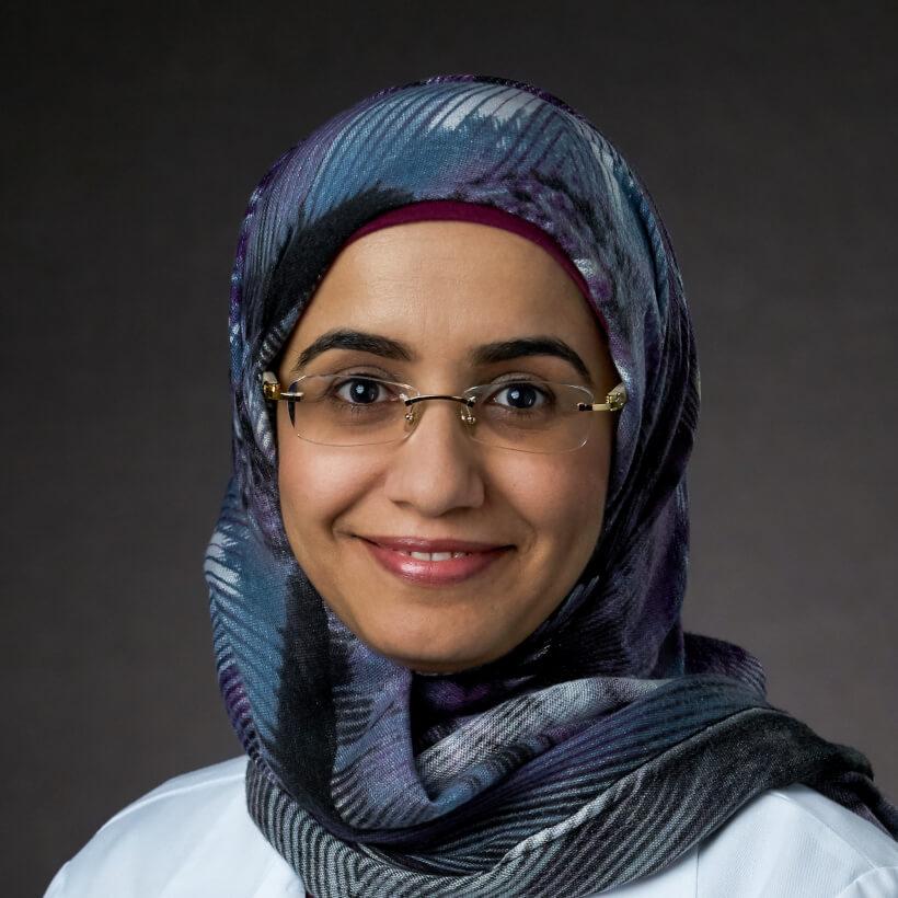 Saba Radhi - Medical Oncologist