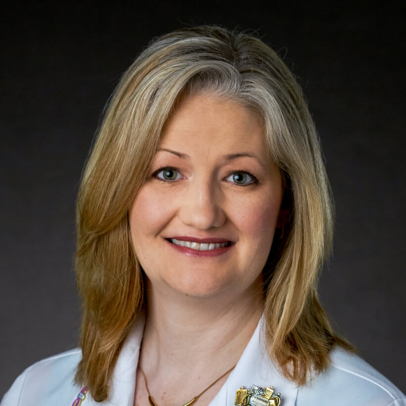 Jennifer Spicer - Surgical Oncology Physician Assistant