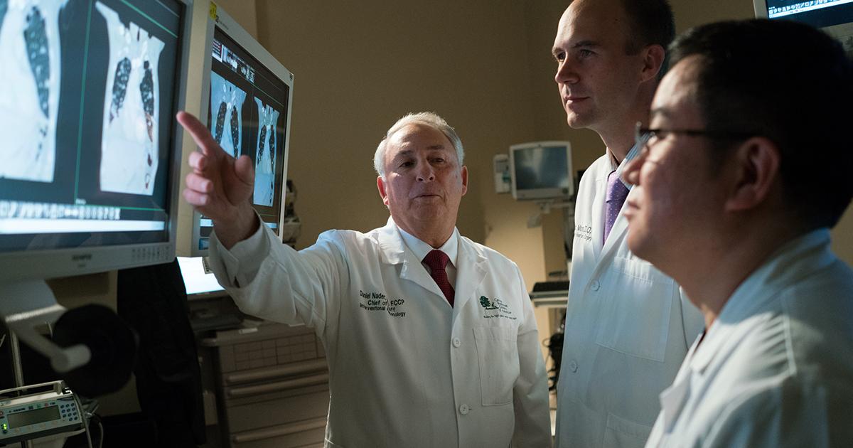 organ directed therapies