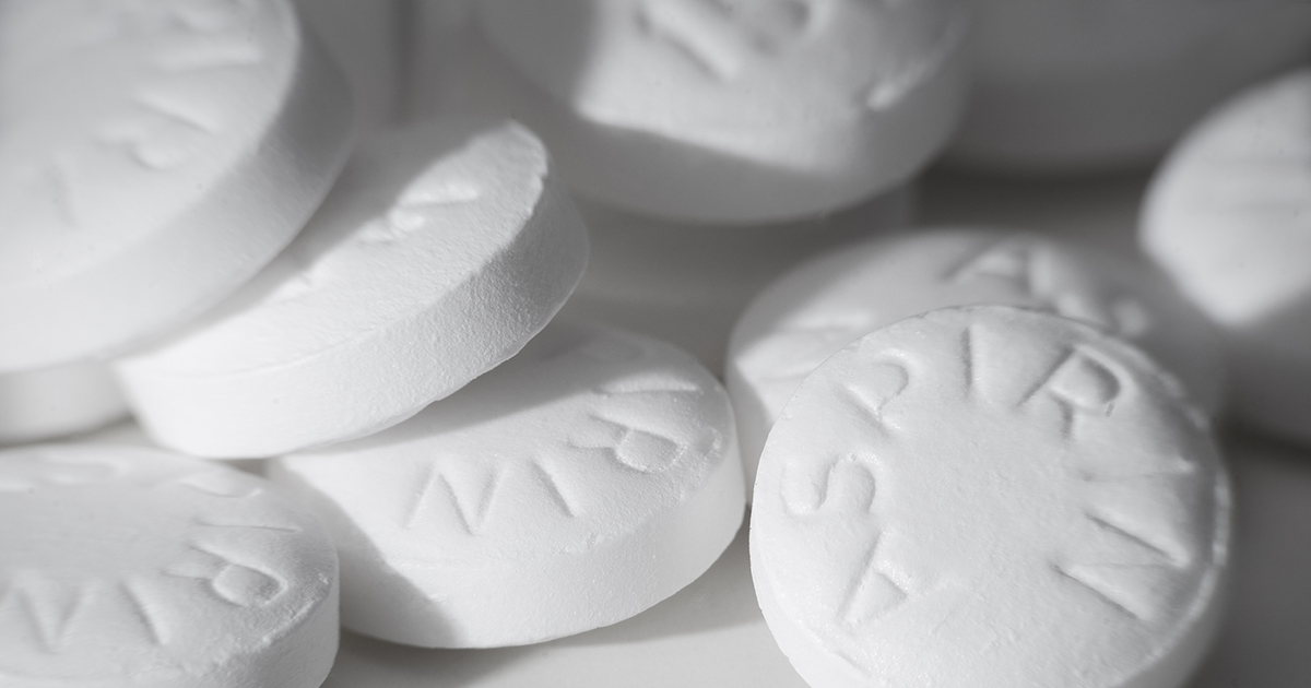 Can aspirin work its wonders to prevent cancer? | CTCA