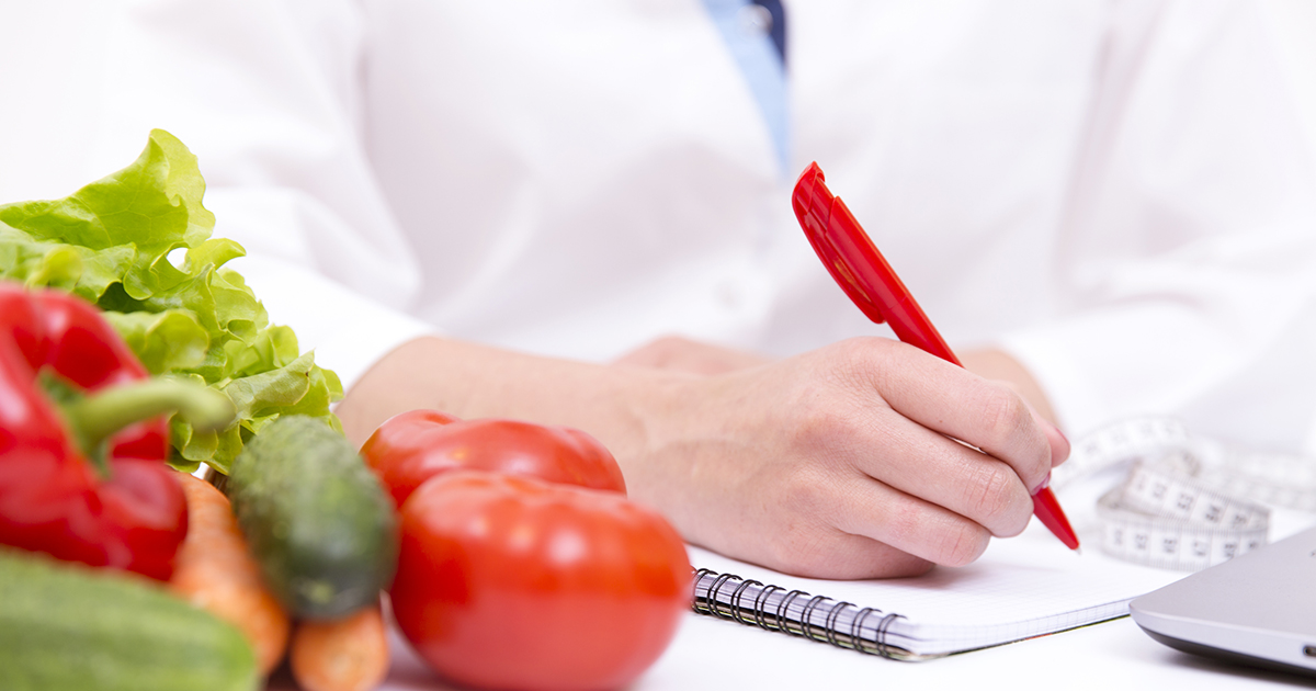 Nutrition Therapy Helps Cancer Treatment Recovery Ctca