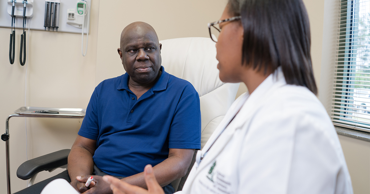 Black Men Less Likely to Get Proper Prostate Cancer Treatment | CTCA