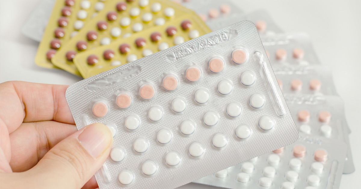 Multiple packs of varying birth control bills