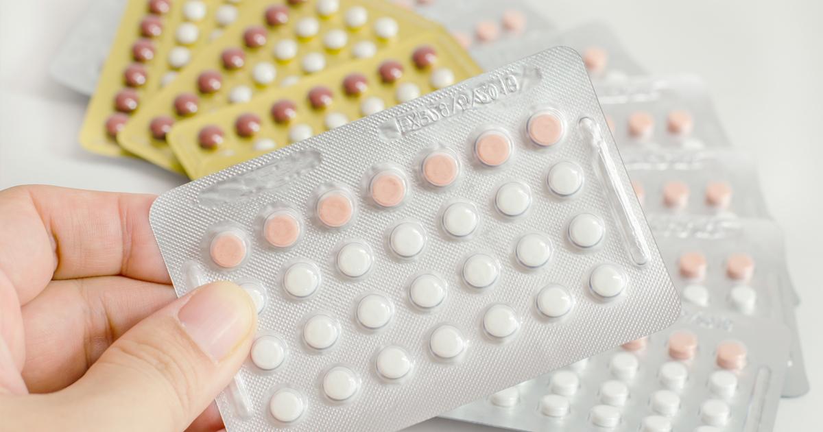 Multiple packs of varying birth control bills