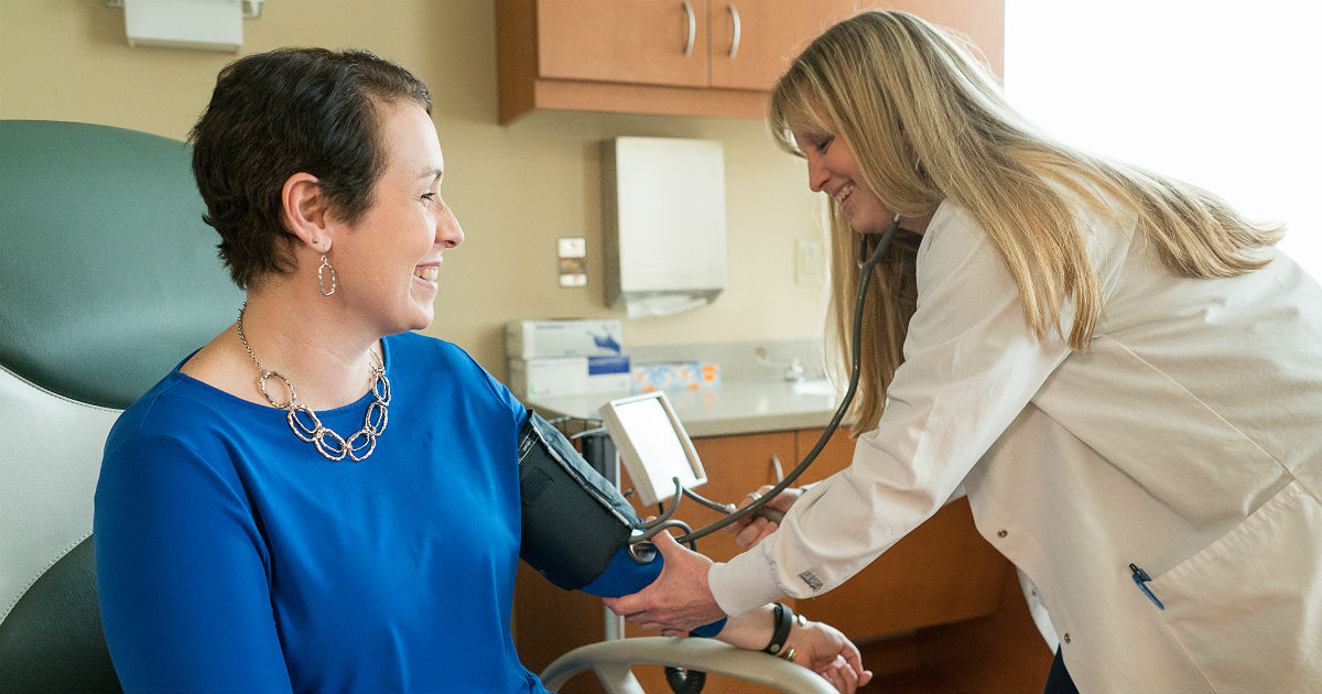 How To Manage High Blood Pressure During Cancer Treatment Ctca