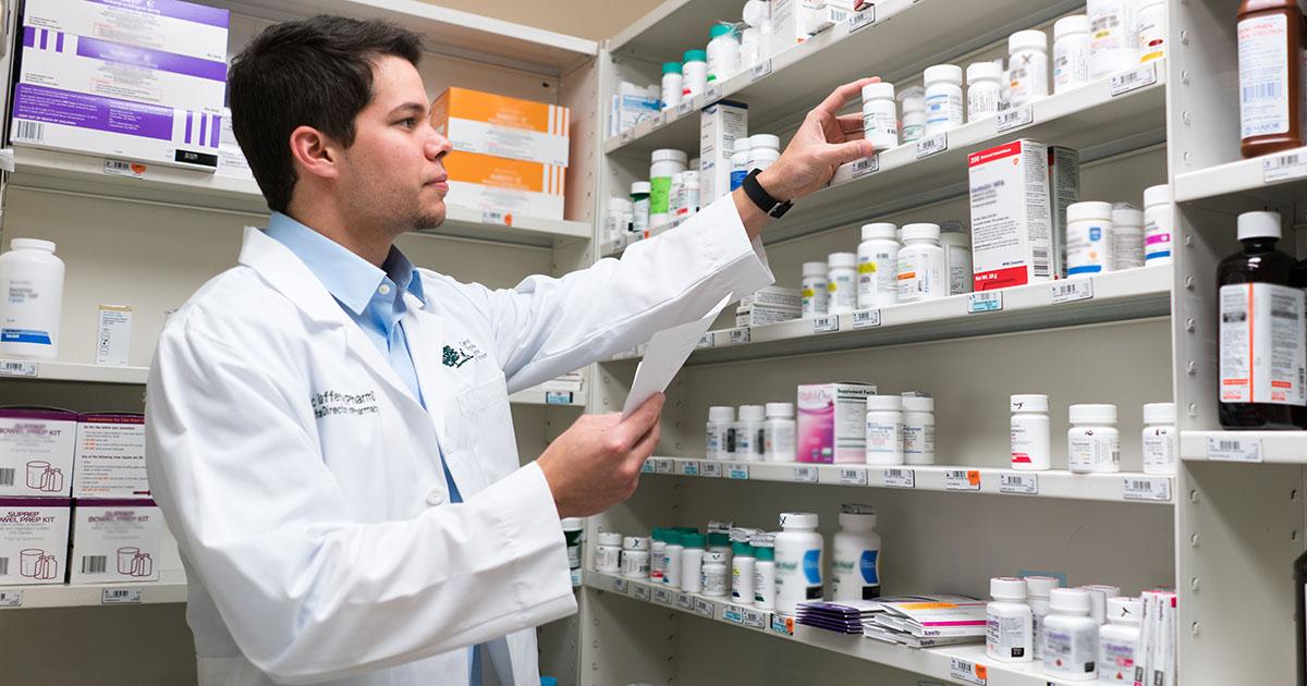 Drug treatment schedule