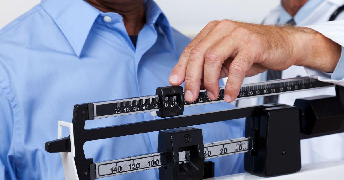 Maintaining and gaining weight