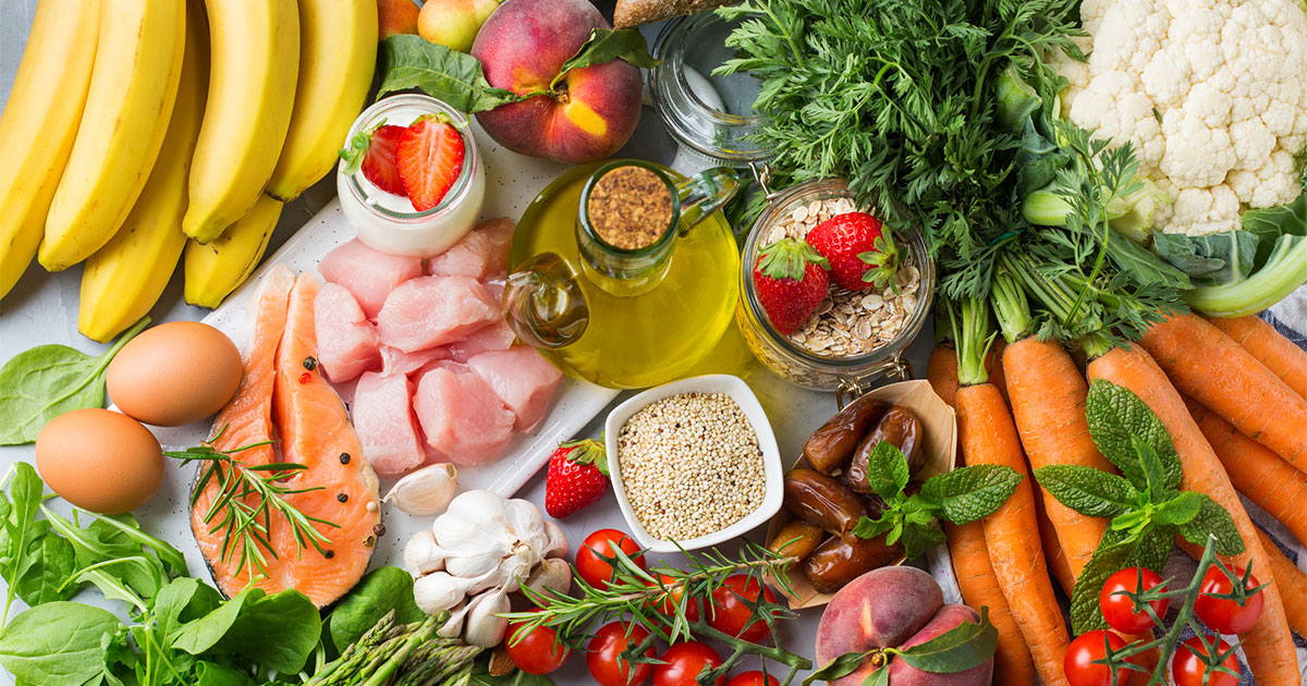 Nutrition for cancer patients
