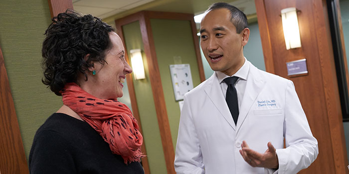 Lumpectomy vs. mastectomy