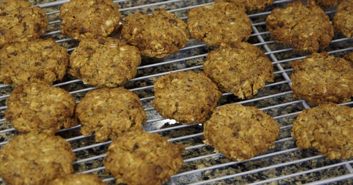 Oatmeal Cholcolate Chip Cookies