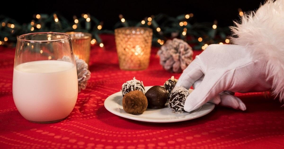 Chocolate Vegan Truffles