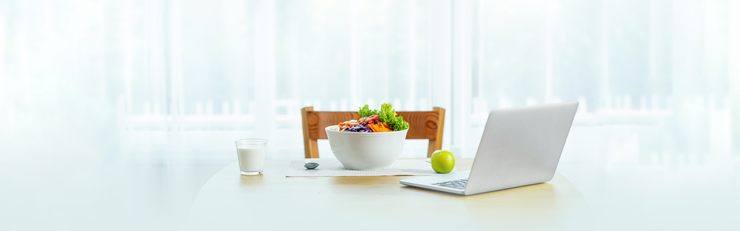 Nutrition services available online, virtually